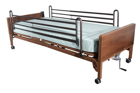 semi electric hospital bed hospital bed semi electric twin size