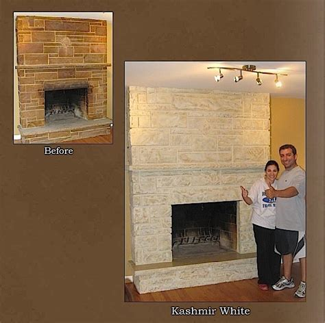 how to resurface a fireplace chicagoland northwest suburbs fireplace brick refinishing