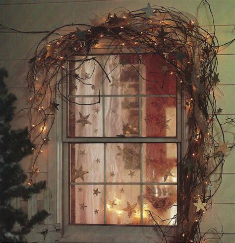 easy ways  dress   windows  christmas