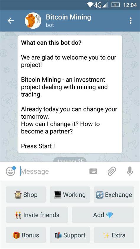 bitcoin bot bitcoin mining bot 4 adet 252 cretsiz gpu ile kazanmaya başla