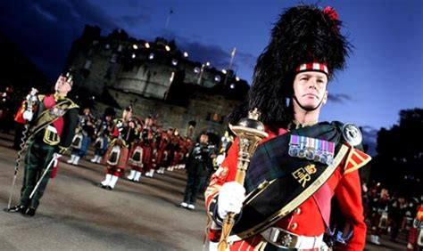 edinburgh tattoo organisers dennis the menace gets his marching orders deadline news