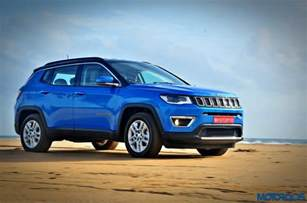 Jeep Compass Review Nz Made In India Jeep Compass India Launch Date Revealed