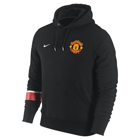 Swater Hoodie Manchester United Hitam apparel manchester united hoodie black was sold for