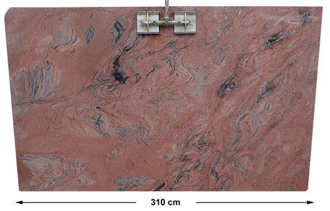 fensterbank granit rot multicolor rot aus dem granit sortiment wieland