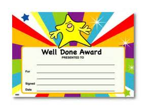 well done certificate template certificate well done award