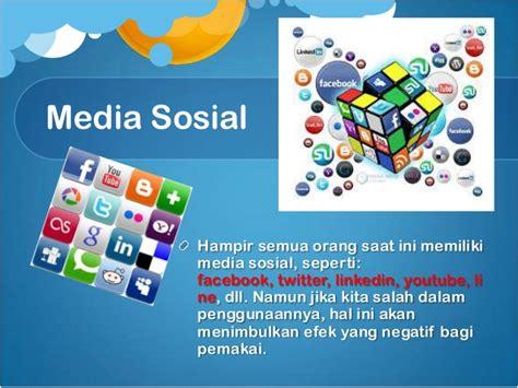 Anak Sosial Media by Dak Negatif Media Sosial