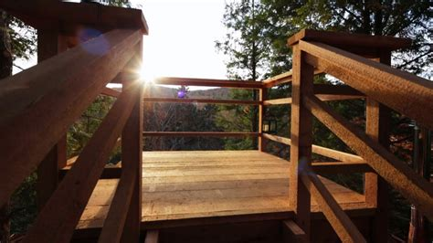 coolest treehouse in the world the build the coolest treehouse built