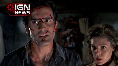 film evil dead cast ash s sidekicks cast for ash vs evil dead ign news