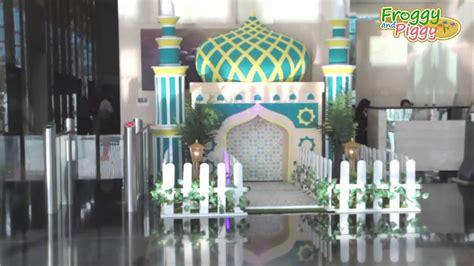 Ramadan Lebaran 2 dekorasi ramadhan lebaran di the city tower by
