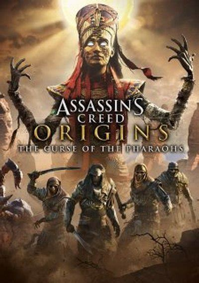 libro assassins creed origins 2018 assassin s creed origins the curse of the pharaohs 2018 xbox360 скачать игру на xbox 360 торрент