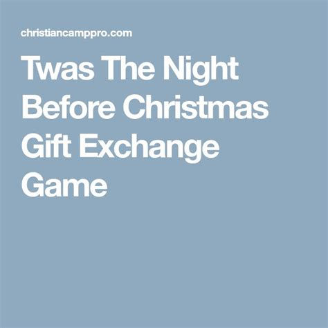 25 unique christmas gift exchange games ideas on