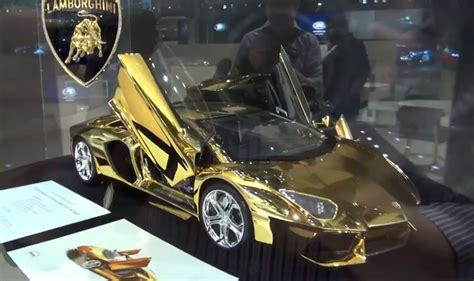 This Model Lamborghini Aventador Costs $350,000   6SpeedOnline