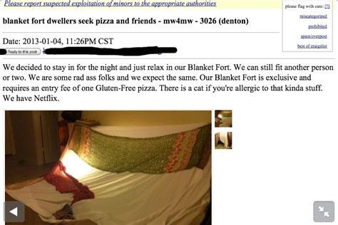 The 25 Most Yet Hilarious Craigslist Ads Posted