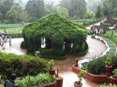 Ooty India Indian Botanical Garden