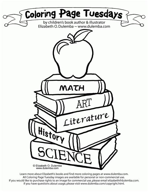 pages of national library week coloring pages coloring home