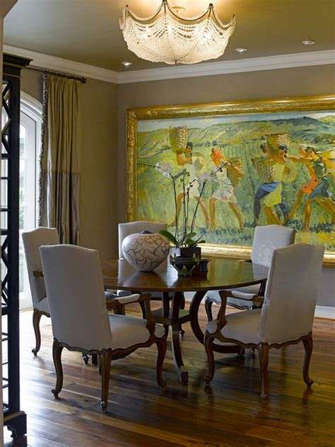dining room paintings wall dining room marceladick