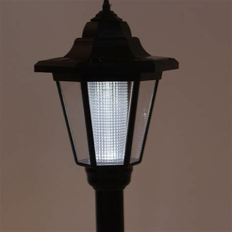 Solar Powered Post Lights by Outdoor Garden Led Solar Powered Light Path Yard Landscape