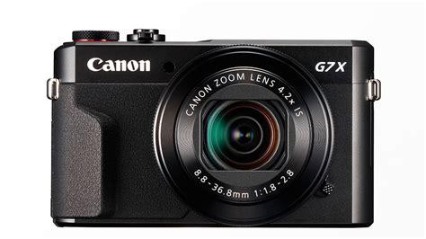 Kamera Canon G7 Ii canon powershot g7 x ii kompakt mit 1 zoll sensor