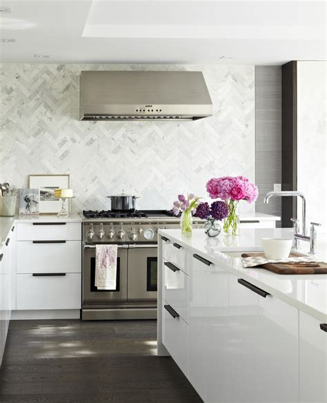 10 subway white marble backsplash tile idea creating the perfect kitchen backsplash with mosaic tiles