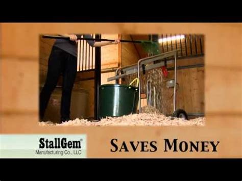 horse stall bedding the shaker is a stall cleaner and bedding sifter stall doovi