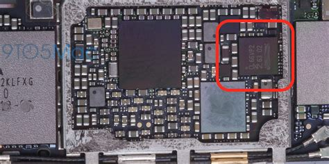 new iphone 6s images show updated nfc 16gb base storage fewer chips design tweaks 9to5mac