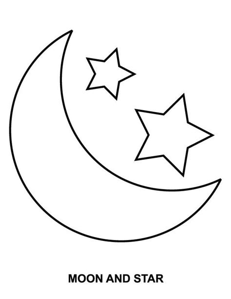 simple star coloring page best 25 sun moon stars ideas on pinterest sun moon you