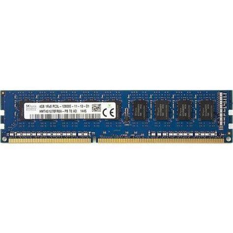 Ram Ddr3 Untuk Server hynix hmt451u7bfr8a pb 4gb ddr3 pc3 12800 1600mhz ecc cl11 server memory
