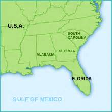 florida on world map maps world map florida