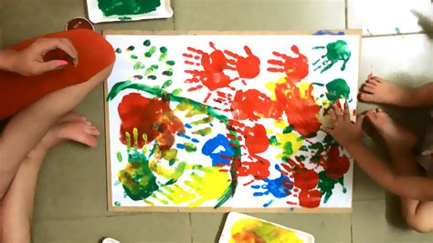 painting toddlers painting for finger painting for