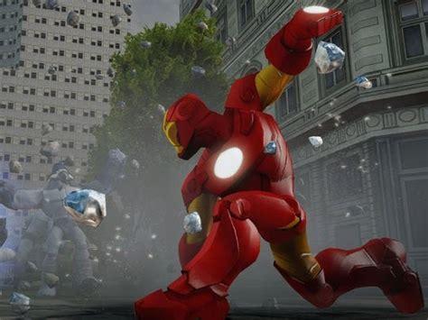 technobubble disney infinity marvel super heroes review