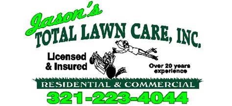 jason s total lawn care inc palm bay fl 321 223