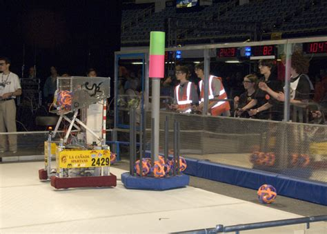 news lunacy rules   robotics competition