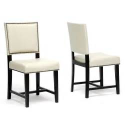 seat white dining chairs