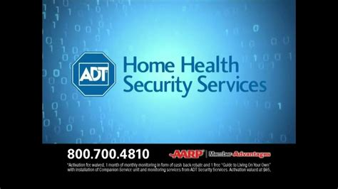 adt home health security services tv commercial aarp
