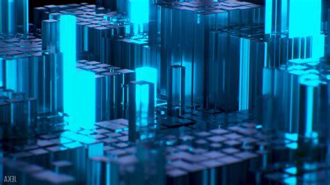 Blender Cosmos Glass 3d cinema 4d blender abstract glass wallpapers hd