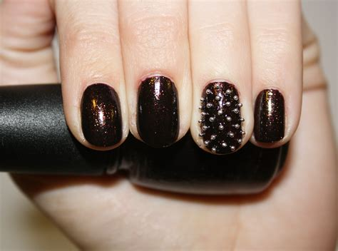 5 Amazing Stud Styles For 2011 by Nail Designs With Studs Nail Designs Hair Styles