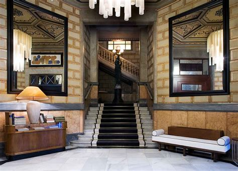 barcelona house hotel 19th century building became hotel cotton house in