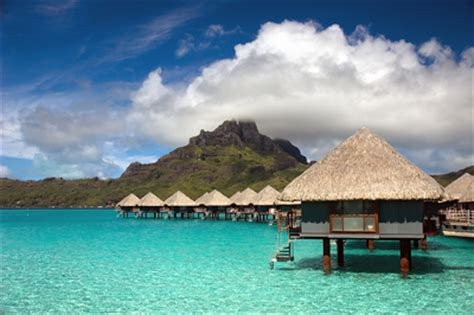 south pacific overwater bungalows overwater bungalows in oceania south pacific overwater