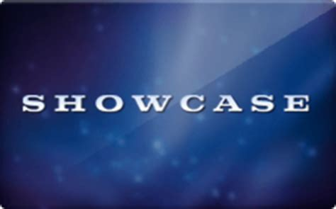 Showcase Cinemas Gift Cards - buy showcase cinemas gift cards raise