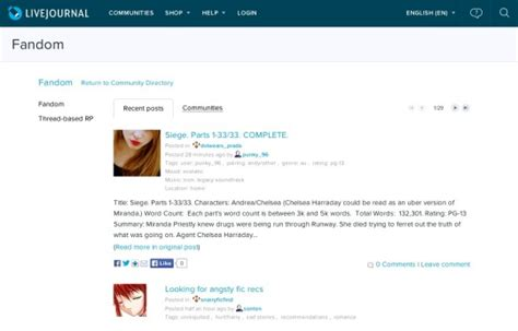 best fanfiction websites 15 most popular fanfiction websites