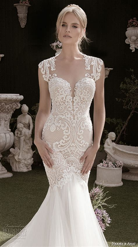 14 Most Beautiful Designer Wedding Gowns For Winter 2009 2010 by Naama Anat Fall Winter 2016 Wedding Dresses Spiritual