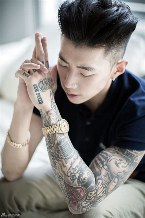 jay park prince tattoo just browsin through hair and beauty and bam i run into