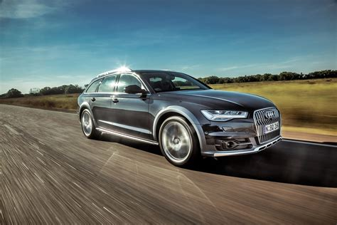 Audi Allroad A6 by Audi A6 Allroad Driven Audi Streamlines A6 Allroad Goauto