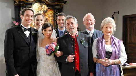 Hochzeit Xaver Und by Die Magische Hochzeitsfeier Sturm Der Liebe Ard Das