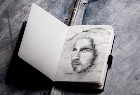 sketchbook mockups photorealistic sketchbook mockup mockupworld