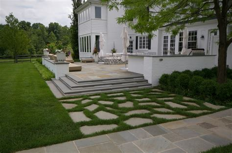 bluestone patio ideas landscaping services bucks montgomery county elaoutdoorliving pa and central northern nj
