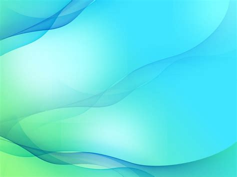 Abstract Smooth Wave Backgrounds Abstract Blue Green Templates Free Ppt Backgrounds And Abstract Powerpoint Templates
