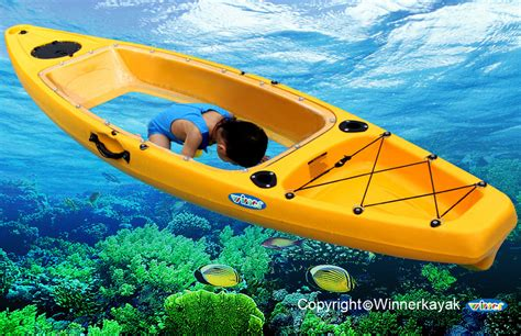 clear kayak sit on top ocean clear transparent kayak buy kayak clear