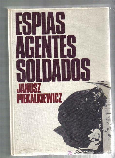 libro espias libro espias agentes soldados comandos secret comprar libros antiguos y literatura militar