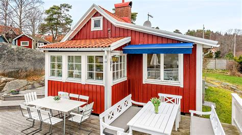 home design for small homes beautiful small house cozy 1930 cottage overlooking the sea in sweden le tuan home design